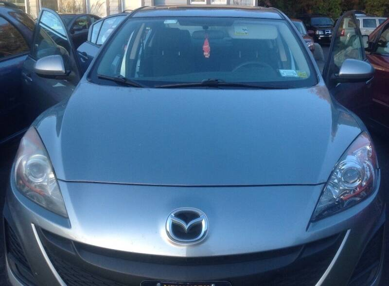 2010 Mazda MAZDA3 for sale at GDT AUTOMOTIVE LLC in Hopewell NY