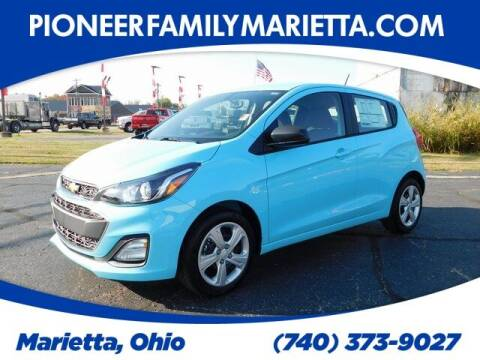 2021 Chevrolet Spark for sale at Pioneer Family preowned autos in Williamstown WV