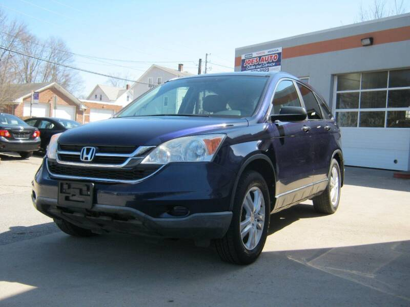 2011 Honda CR-V for sale at Joe's Auto Sales & Service in Cumberland RI