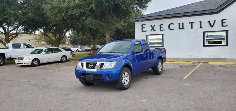 2012 Nissan Frontier for sale at Executive Automotive Service of Ocala in Ocala FL