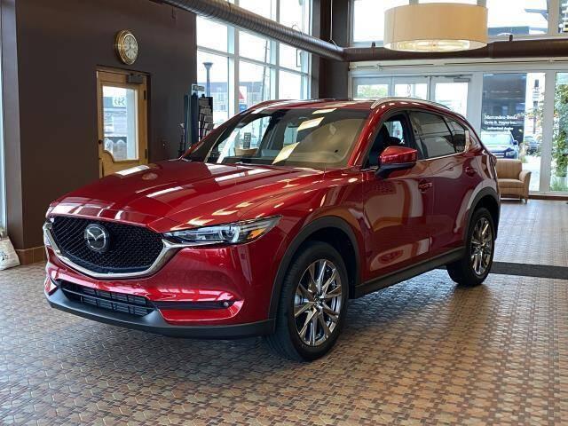 2021 Mazda CX-5 for sale in Kalamazoo, MI