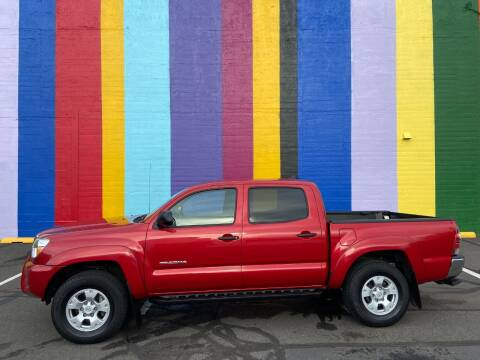 2015 Toyota Tacoma for sale at JOSE MESA AUTO WHOLESALE , LLC in Portland OR