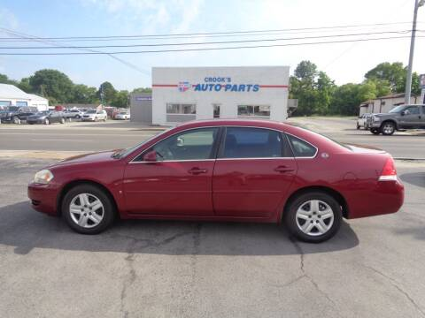 2006 Chevrolet Impala for sale at Cars Unlimited Inc in Lebanon TN