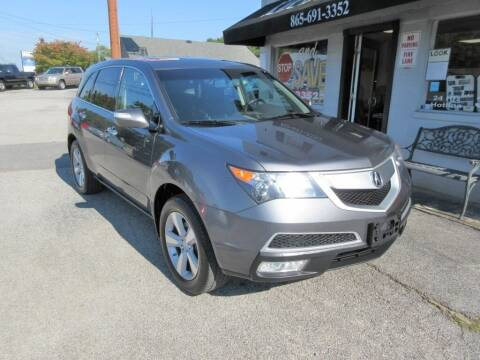 2011 Acura MDX for sale at karns motor company in Knoxville TN