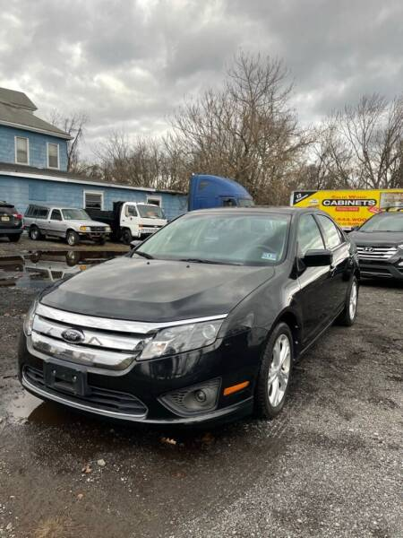 2012 Ford Fusion for sale at Hamilton Auto Group Inc in Hamilton Township NJ