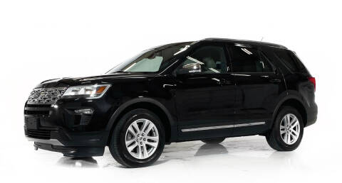 2018 Ford Explorer for sale at Houston Auto Credit in Houston TX