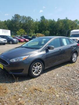 2015 Ford Focus for sale at Jeff's Sales & Service in Presque Isle ME