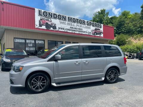 2015 Dodge Grand Caravan for sale at London Motor Sports, LLC in London KY