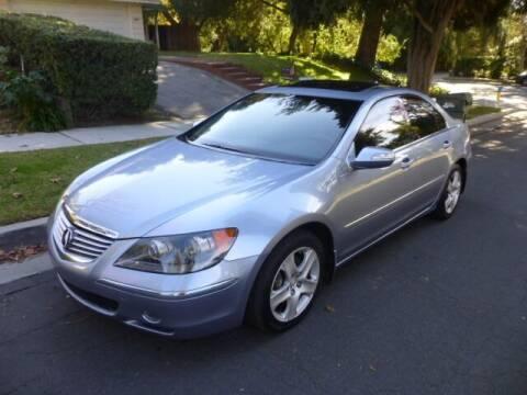 2006 Acura RL for sale at Altadena Auto Center in Altadena CA