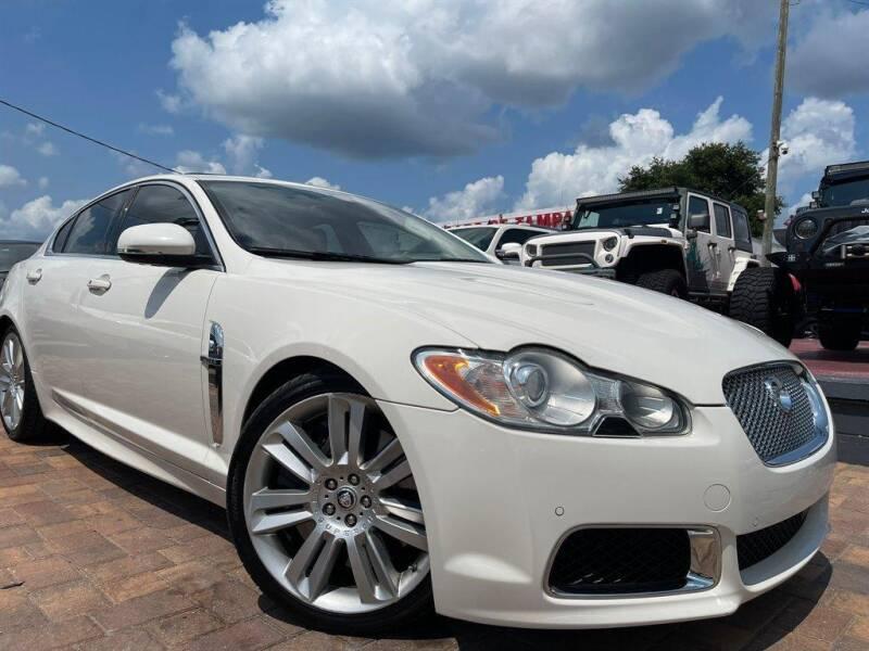2010 Jaguar XF for sale at Cars of Tampa in Tampa FL
