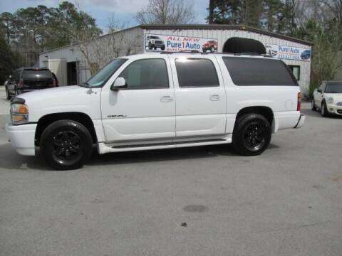 2006 GMC Yukon XL for sale at Pure 1 Auto in New Bern NC
