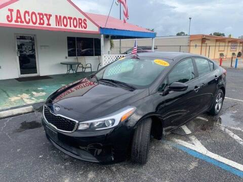 2018 Kia Forte for sale at Jacoby Motors in Fort Myers FL