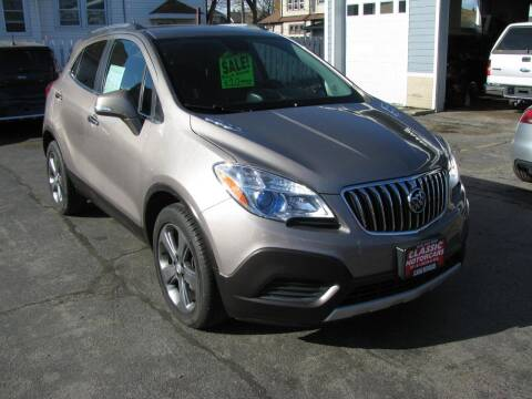 2014 Buick Encore for sale at CLASSIC MOTOR CARS in West Allis WI