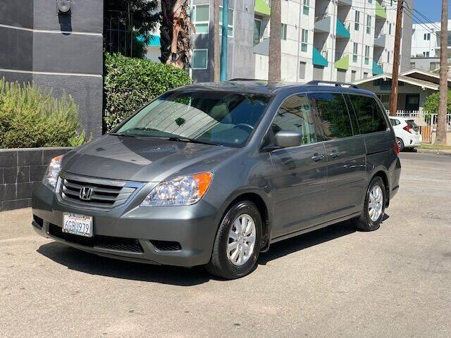 2008 Honda Odyssey for sale at FJ Auto Sales North Hollywood in North Hollywood CA