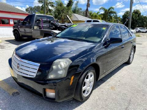 2007 Cadillac CTS for sale at Lot Dealz in Rockledge FL