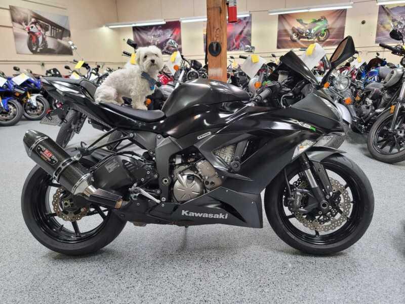 2015 Kawasaki Ninja ZX-6R for sale in El Cajon, CA