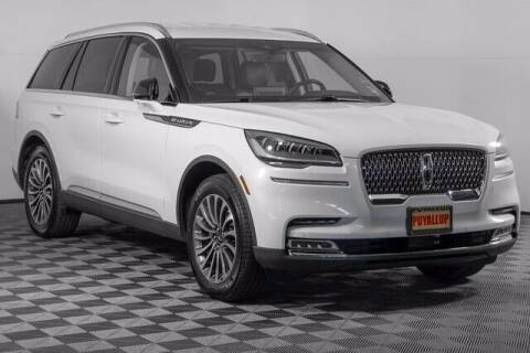 2020 Lincoln Aviator for sale at Chevrolet Buick GMC of Puyallup in Puyallup WA