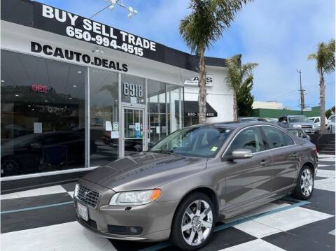 2007 Volvo S80 for sale at AutoDeals in Daly City CA