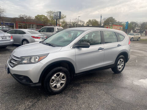 2014 Honda CR-V for sale at BWK of Columbia in Columbia SC
