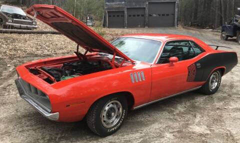 1971 Plymouth Barracuda for sale at CARuso Classic Cars in Tampa FL
