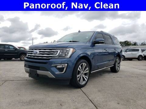 2020 Ford Expedition for sale at Hardy Auto Resales in Dallas GA
