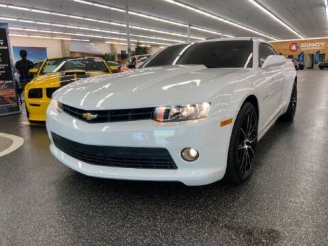 2015 Chevrolet Camaro for sale at Dixie Imports in Fairfield OH