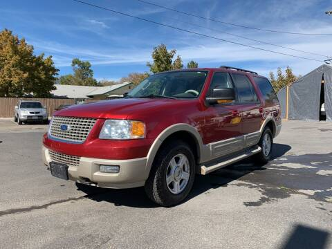 2006 Ford Expedition for sale at Freds Auto Sales LLC in Carson City NV