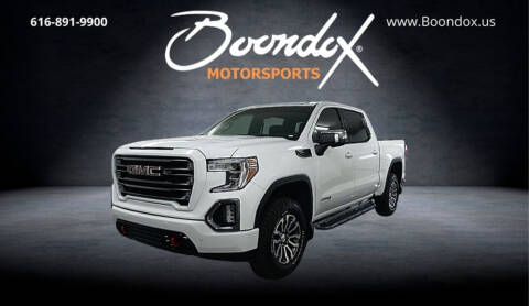 2019 GMC Sierra 1500 for sale at Boondox Motorsports in Caledonia MI