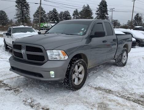 2013 RAM Ram Pickup 1500 for sale at Newport Auto Group in Austintown OH