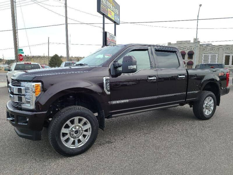 2019 Ford F-350 Super Duty for sale at Kessler Auto Brokers in Billings MT