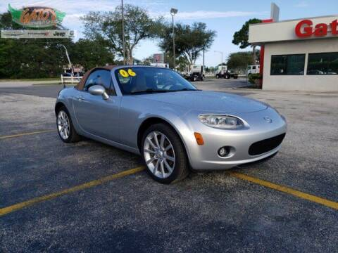 2006 Mazda MX-5 Miata for sale at GATOR'S IMPORT SUPERSTORE in Melbourne FL