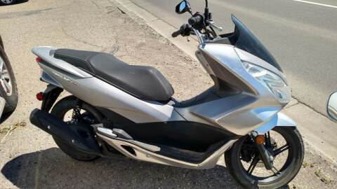 2016 Honda PCX150G for sale at AFFORDABLY PRICED CARS LLC in Mountain Home ID
