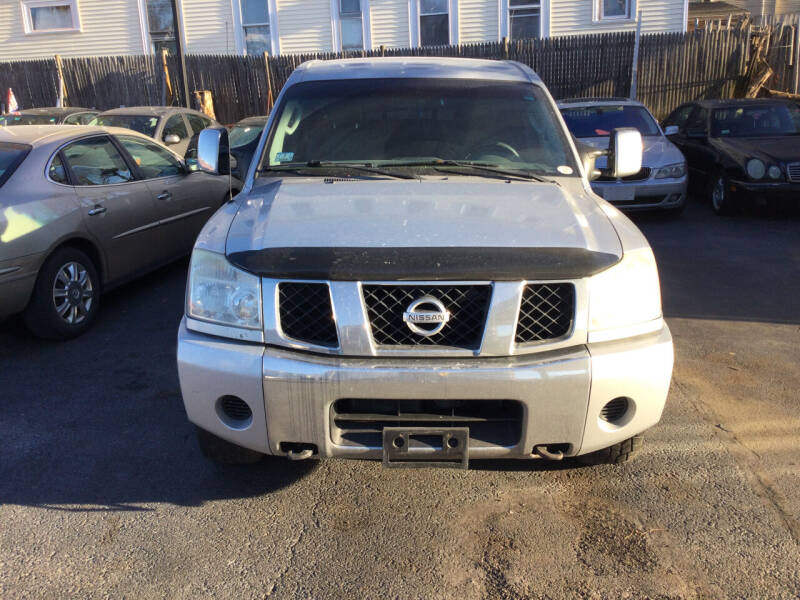 2005 Nissan Titan for sale at Olsi Auto Sales in Worcester MA