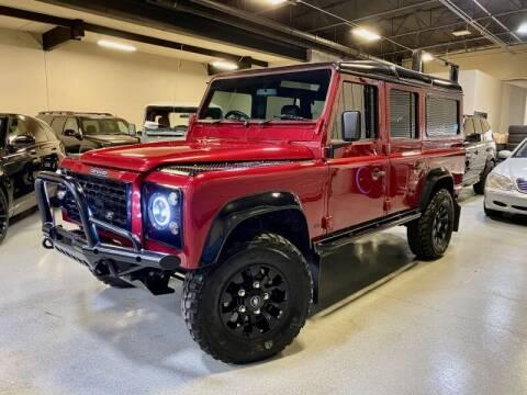1992 Land Rover Defender for sale at Motorgroup LLC in Scottsdale AZ