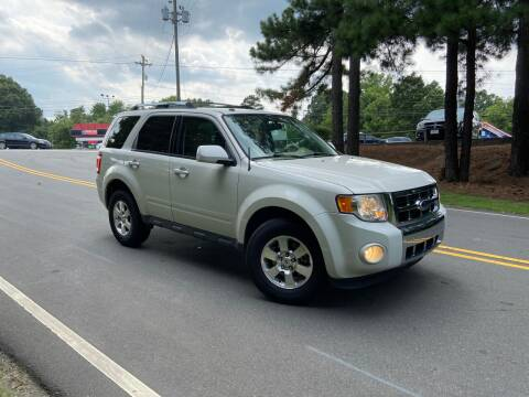 2012 Ford Escape for sale at THE AUTO FINDERS in Durham NC