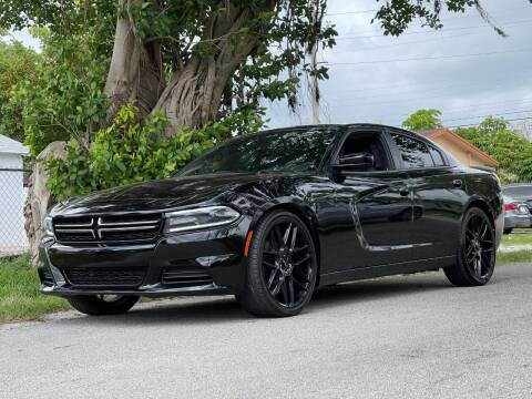 2015 Dodge Charger for sale at Auto Direct of South Broward in Miramar FL