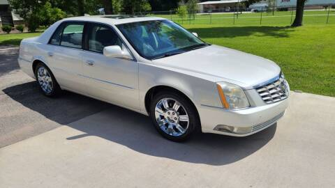 2010 Cadillac DTS for sale at MG Autohaus in New Caney TX