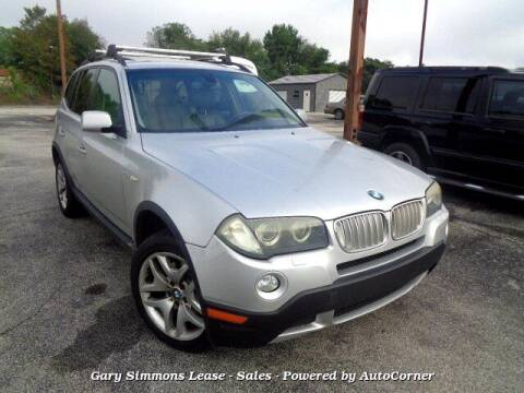 2008 BMW X3 for sale at Gary Simmons Lease - Sales in Mckenzie TN