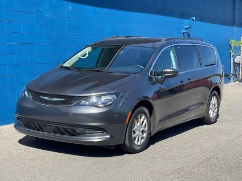 2021 Chrysler Voyager for sale at Omega Motors in Waterford MI