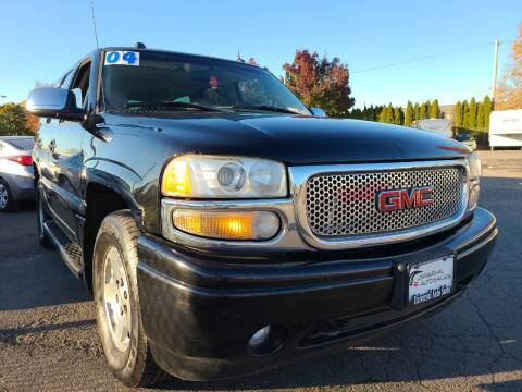 2004 GMC Yukon for sale at Universal Auto Sales in Salem OR