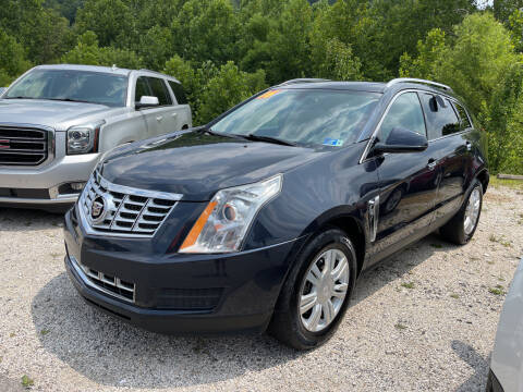 2016 Cadillac SRX for sale at PIONEER USED AUTOS & RV SALES in Lavalette WV