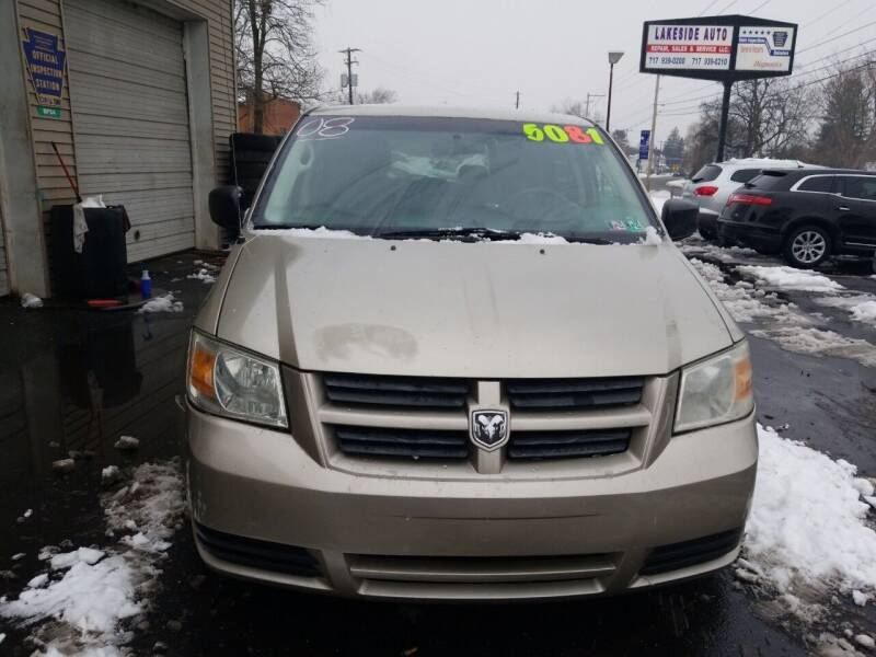 2008 Dodge Grand Caravan for sale at Roy's Auto Sales in Harrisburg PA