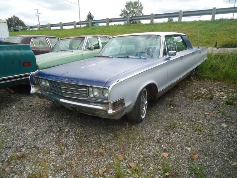 1965 Chrysler New Yorker for sale in Jackson, MI