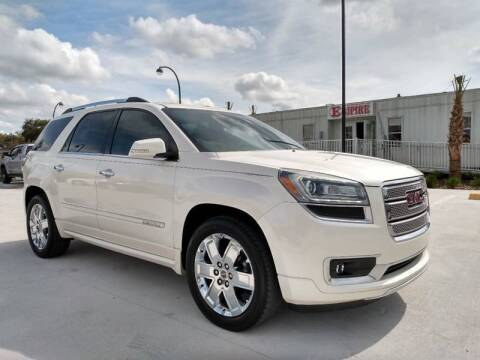 2013 GMC Acadia for sale at Empire Automotive Group Inc. in Orlando FL