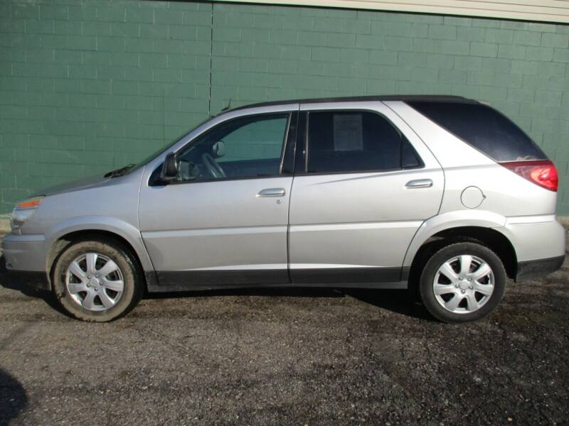 2006 Buick Rendezvous for sale at Sally & Assoc. Auto Sales Inc. in Alliance OH