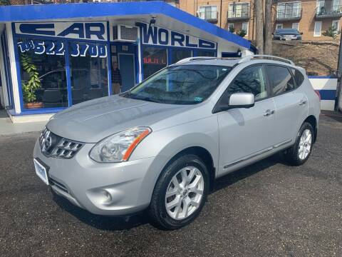 2013 Nissan Rogue for sale at Car World Inc in Arlington VA