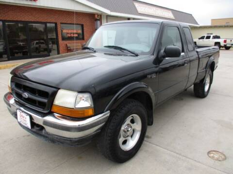 1999 Ford Ranger for sale at Eden's Auto Sales in Valley Center KS
