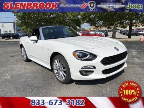 2020 FIAT 124 Spider for sale at Glenbrook Dodge Chrysler Jeep Ram and Fiat in Fort Wayne IN