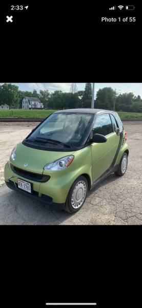 2012 Smart fortwo for sale at STARLITE AUTO SALES LLC in Amelia OH