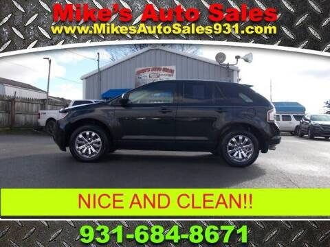 2010 Ford Edge for sale at Mike's Auto Sales in Shelbyville TN